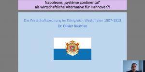 Vortrag Baustian Napoleons Kontinentalsystem