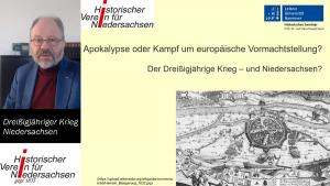 Dreißigjähriger Krieg in Niedersachsen