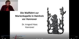 Wallfahrt zur Marienkapelle in Hainholz vor Hannover